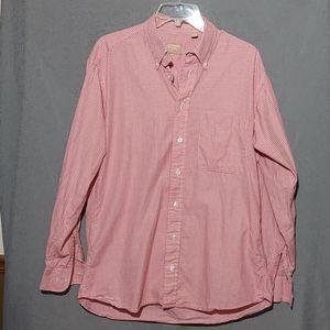 Gitman Gold Medium button shirt